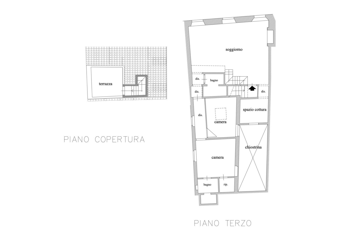 Floor plan Total