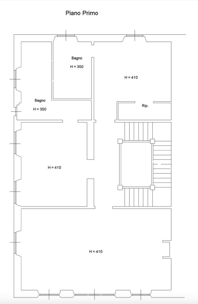 Floorplan of first floor