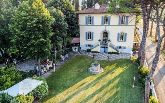 elegan luxury villa florence countryside