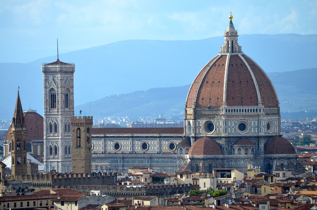 where to buy tuscany florence dome view