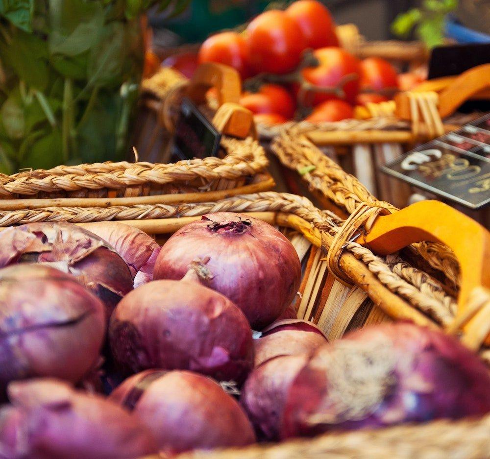 healthy food tuscany