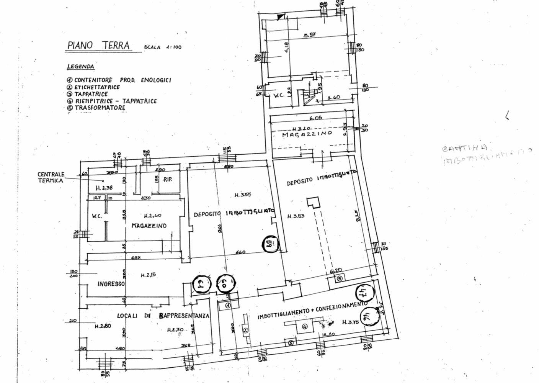 floor plan cellar 2