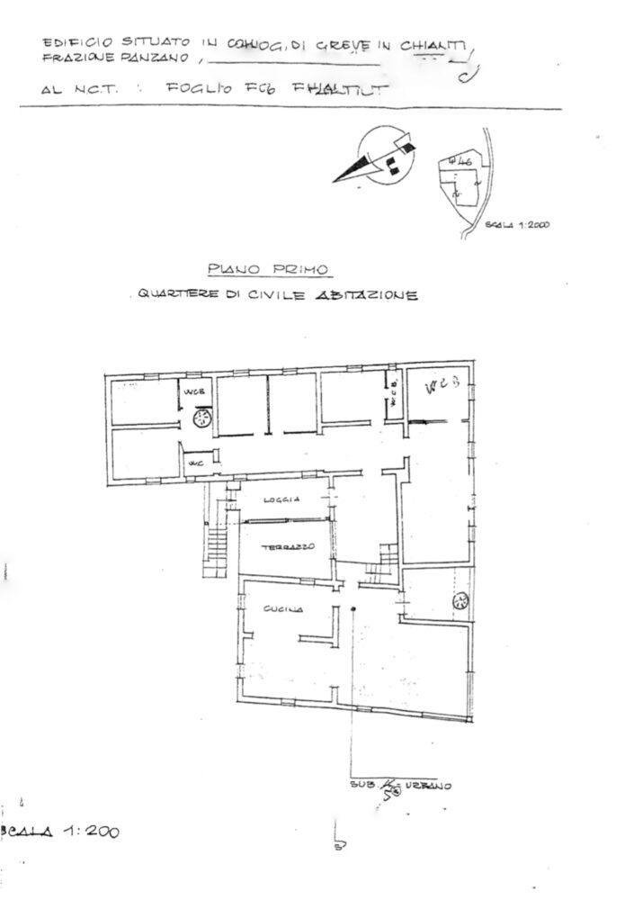 floor plan 1 building