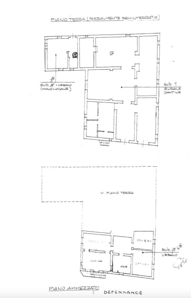 floor plan 2 building