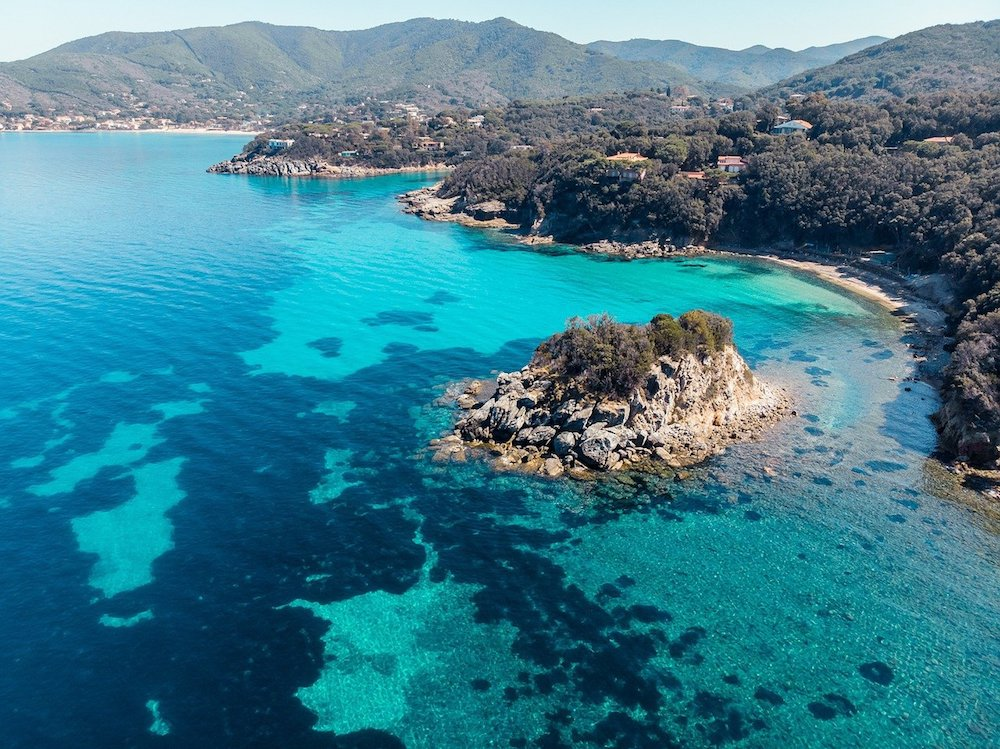 elba island tuscany archipelago