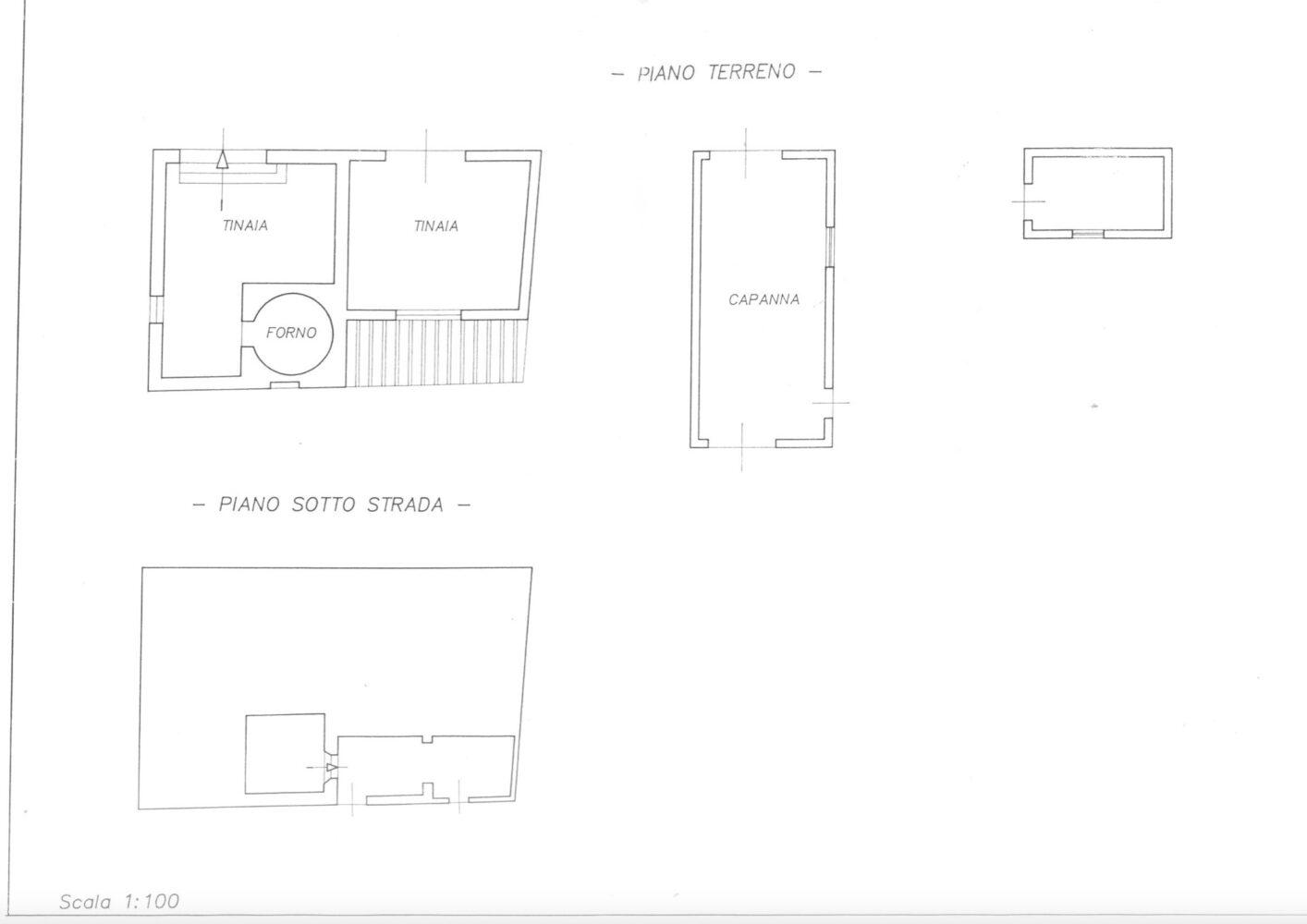 floor plan outbuildings