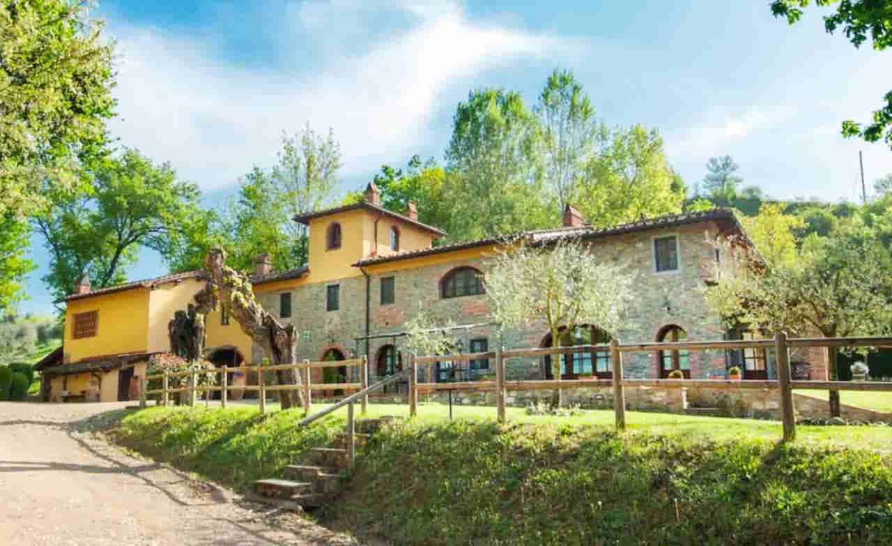 agriturismo tuscany reggello